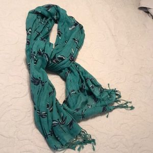 Beautiful Talbots scarf!
